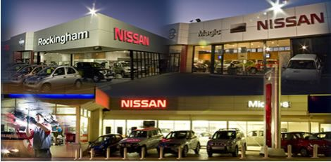 Magic Nissan Dealership